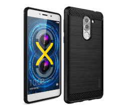 Crust CarbonX Huawei Honor 6X Back Cover Case