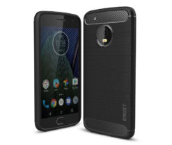 Crust CarbonX Motorola Moto G5 (5 Inches) Back Cover Case