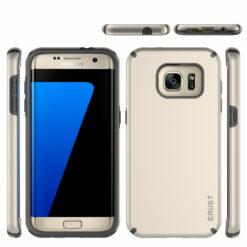 Crust Slim Armor Samsung Galaxy S7 Edge SM-G935 Back Cover Case