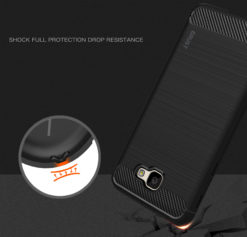 Crust CarbonX Samsung Galaxy On Nxt / Galaxy J7 Prime Back Cover Case