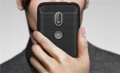 Crust CarbonX Motorola Moto G4 Play / Moto G Play (4th Gen) Back Cover Case