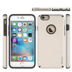 Crust Slim Armor Apple iPhone 6S (4.7 Inch) / iPhone 6 Back Cover Case