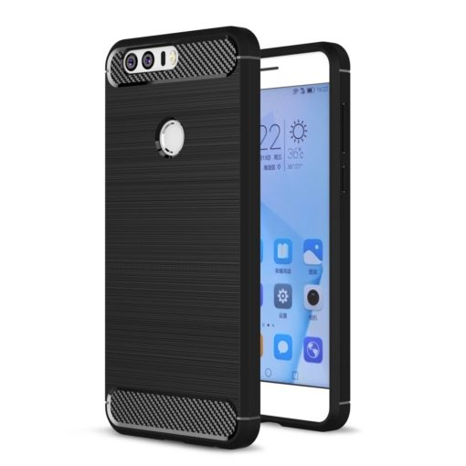 Crust CarbonX Huawei Honor 8 Back Cover Case