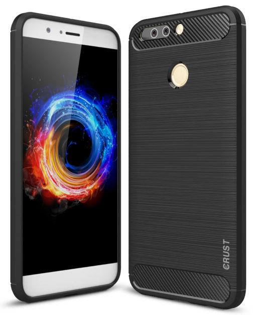 Crust CarbonX Huawei Honor 8 Pro Back Cover Case