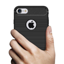 """Crust CarbonX Apple iPhone 7 (4.7"""") Back Cover Case"""