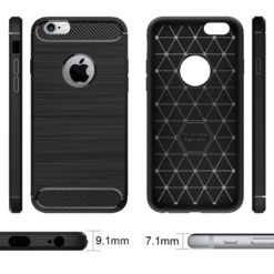"Crust CarbonX Apple iPhone 6 / 6S (4.7"") Back Cover Case"