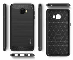 Crust CarbonX Samsung Galaxy C7 Pro Back Cover Case