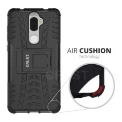 Crust Impact Coolpad Cool 1 Back Cover Case - Black