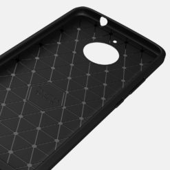 Crust CarbonX Motorola Moto E4 Plus Back Cover Case