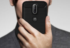 Crust CarbonX Motorola Moto G (4th Gen), Moto G Plus Back Cover Case
