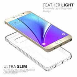 Crust Air Hybrid Samsung Galaxy Note 5 N920 Back Cover Case