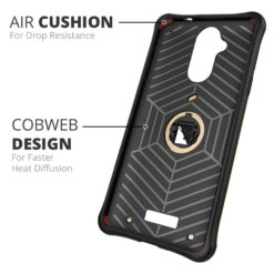 "Crust Impact360 Coolpad Note 5 (5.5"" Screen) Back Cover Case"