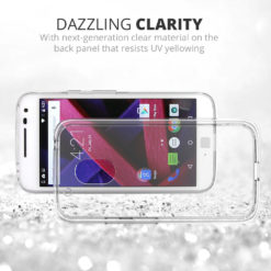 Crust Air Hybrid Motorola Moto G4 Play / Moto G Play (4th Gen) Back Cover Case