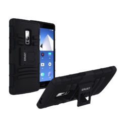 Crust Armor OnePlus 2 / One Plus 2 Back Cover Case - Black