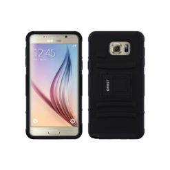 Crust Armor Samsung Galaxy Note5 / Galaxy Note 5 N920 Back Cover Case - Black