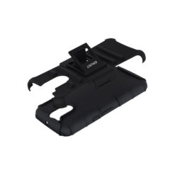 Crust Armor Motorola Moto G4 / Moto G Plus (4th Gen) Back Cover Case - Black