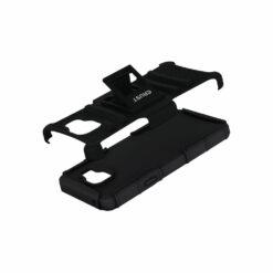 Crust Armor Samsung Galaxy A7 (2016) SM-A710 Back Cover Case - Black