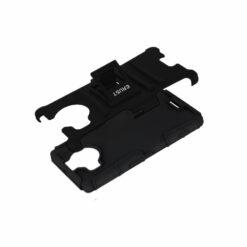 Crust Armor Microsoft Lumia 950 XL / Lumia 950XL Back Cover Case - Black