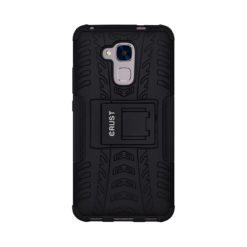 Crust Impact Huawei Honor 5C Back Cover Case - Black