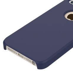Crust Liquid Silicone Apple iPhone SE / iPhone 5S / iPhone 5 Back Cover Case