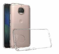 Crust Air Hybrid Motorola Moto G5S Plus (5.5 Inch) Back Cover Case