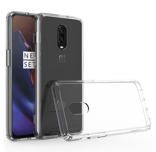 Crust Air Hybrid OnePlus 6T Back Cover Case
